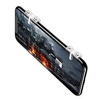 Игровой контроллер Baseus G9 Mobile Game Tool White (2 контроллера)