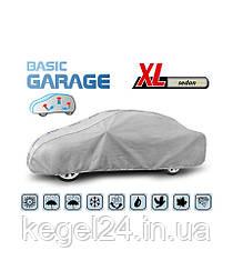 """Чохол-тент для автомобіля """"Basic Garage"""" розмір XL Sedan"""