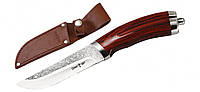 Охотничий нож 2211 KK. Нож охотничий. Рукоять - дерево,охотничьи ножи,товары для рыбалки и охоты,оригинал