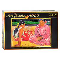 Пазлы 10362  Trefl, Арт Пазл, Корсиканские женщины на пляже, 1000 дет