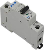 Автоматический выключатель Eaton-Moeller PL4-C 1P 6A