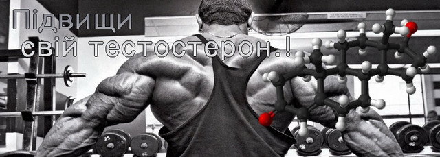 Підвищення тестостерону