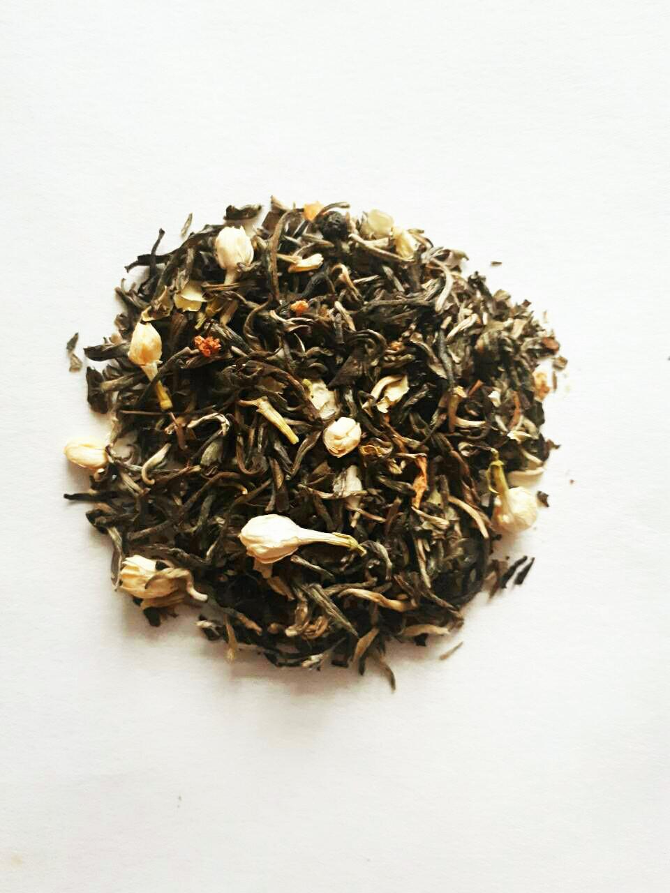 Зеленый чай Императорский жасмин (минимальная отгрузка 0,5 кг)