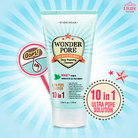Пенка для умывания Etude House Wonder Pore Deep Foaming Cleanser 170 мл., фото 1