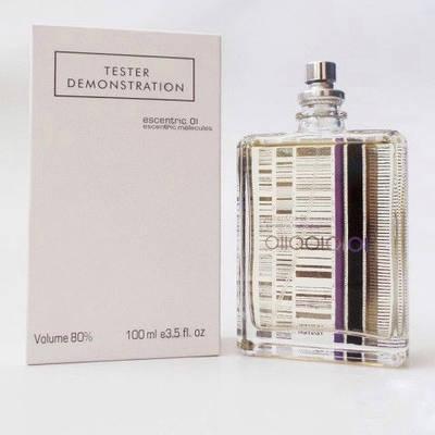 Тестер парфуми 100 мл ESCENTRIC MOLECULES Escentric 01 (Ексцентрик Молекула Ексцентрик 01) туалетна вода