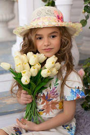 Детские летние головные уборы (шляпы, кепки)