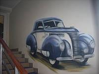 Граффити оформление, фото 1