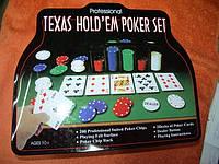 Покерный набор покер 200 фишек