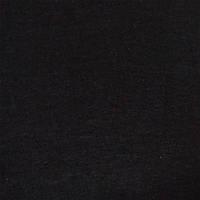 Набір фетр  м'який чорний , 21*30см (10 л.) Santi