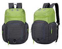 Рюкзак Under Armour grey-lime, фото 1