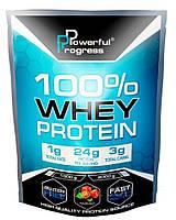 Сывороточный протеин Powerful Progress 100% Whey Protein 2000 г