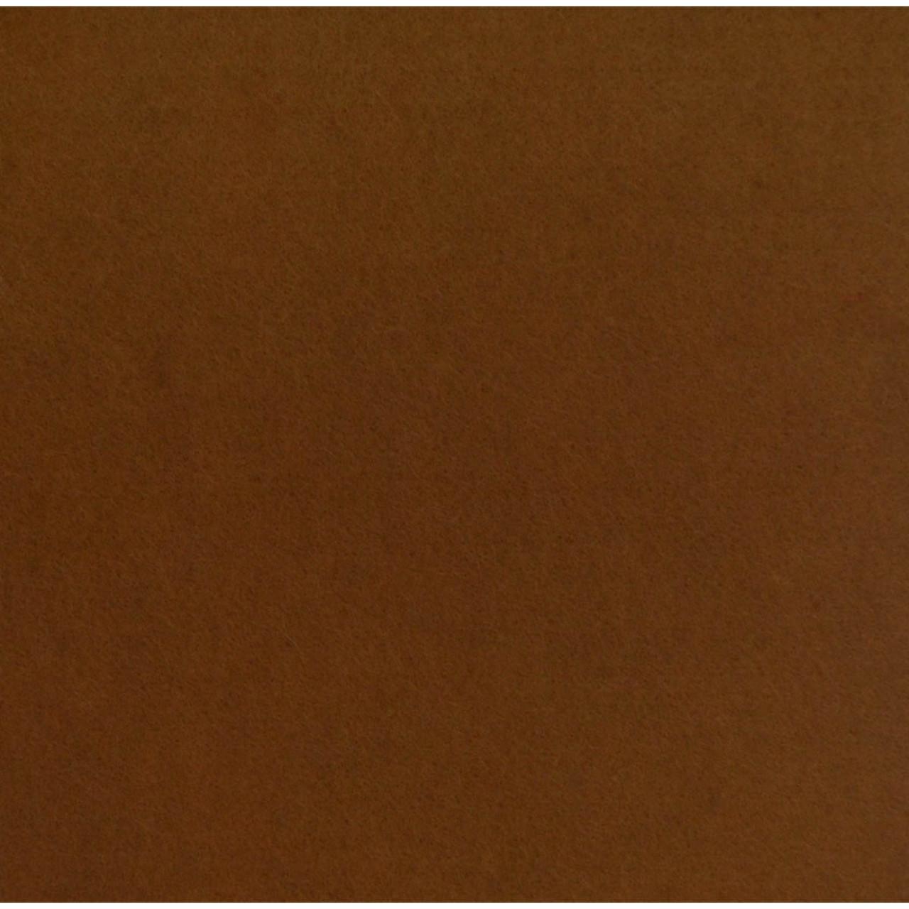 Набір фетр  м'який  коричневий , 21*30см (10 л.) Santi