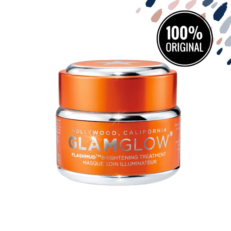 Маска для улучшения цвета лица GLAMGLOW Flashmud Brightening Treatment Mask, 50 мл