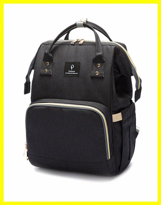 Сумка-рюкзак Mummy Bag.  Удобная сумка для мам органайзер, сумка для сохранения тепла. Сумка на коляску