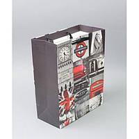 """Подарочный пакет """"Картинки"""" TF417"""