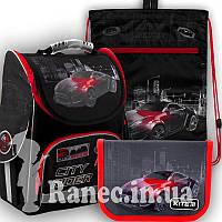 Рюкзак школьный каркасный kite education 501-6 city rider k19-501s-6 ранец рюкзак школьный set
