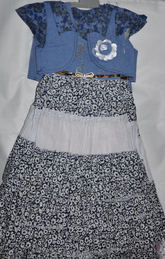 23e339510fc Сарафан для девочек от 9-12 лет.Детская одежда оптом  продажа