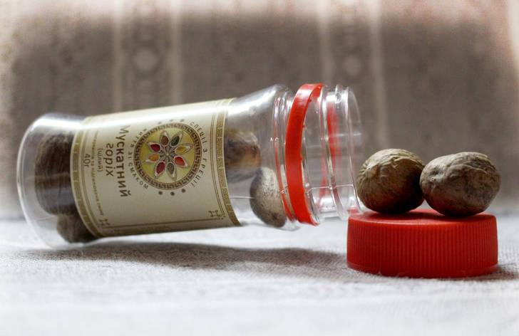 Мускатний горіх цілий 40 г, фото 2