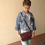 Жіноча сумочка  «Mavka» з натуральної шкіри, фото 2