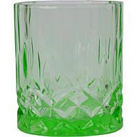 "Стакан стекло ""Classic"" зеленый VB047"