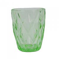 """Стакан """"Rhombus large"""" зеленый 250мл VB708"""