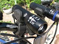 Велосипедный фонарь с крепежом Police