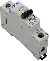 Автоматический выключатель Eaton-Moeller PL4-C 1P 10A