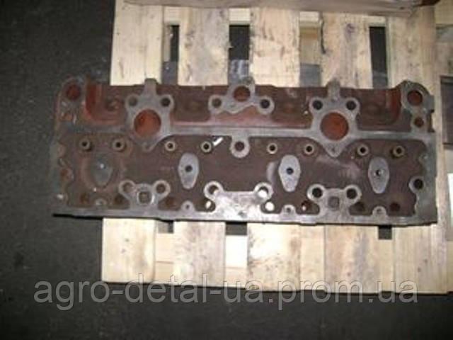 Головка блока цилиндров  СМД-22 в сборе 22-06с9
