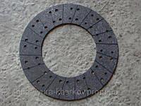 Накладка сцепления фрикционная (сверленная) (ТИИР) 184-1601138-10