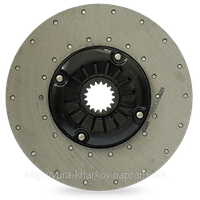 Диск сцепления ведомый 150.21.024-2 фередо сцепления трактора Т150,Т151