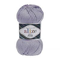 Alize Diva Plus , пряжа для вязания 100 % микрофибра .