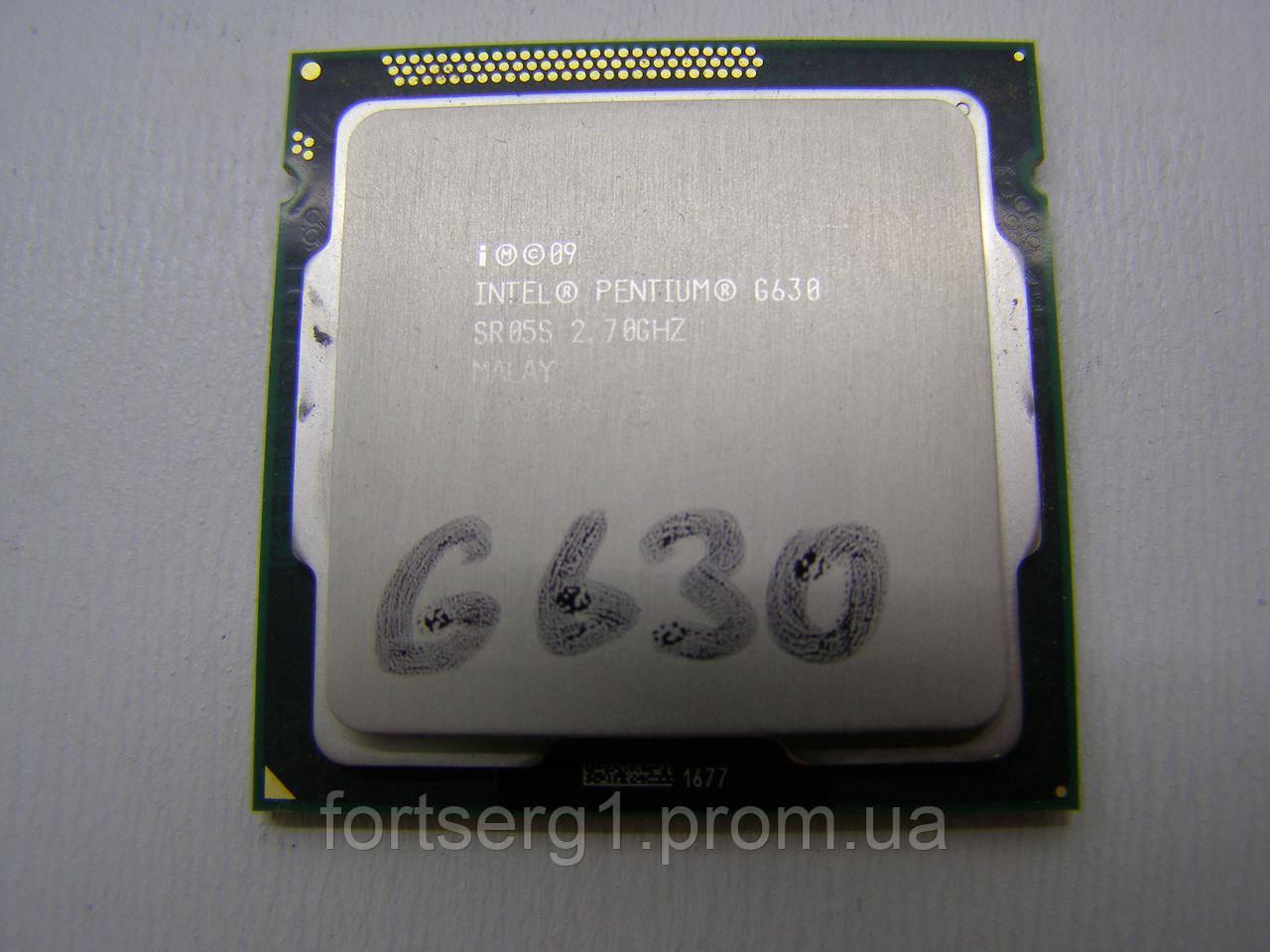INTEL PENTIUM CPU G630 WINDOWS 10 DRIVER