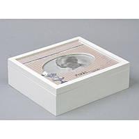 "Шкатулка деревянная для мелочей ""Love"" FF0410, размер 6х20х17 см, шкатулка для драгоценностей, шкатулка для украшений"