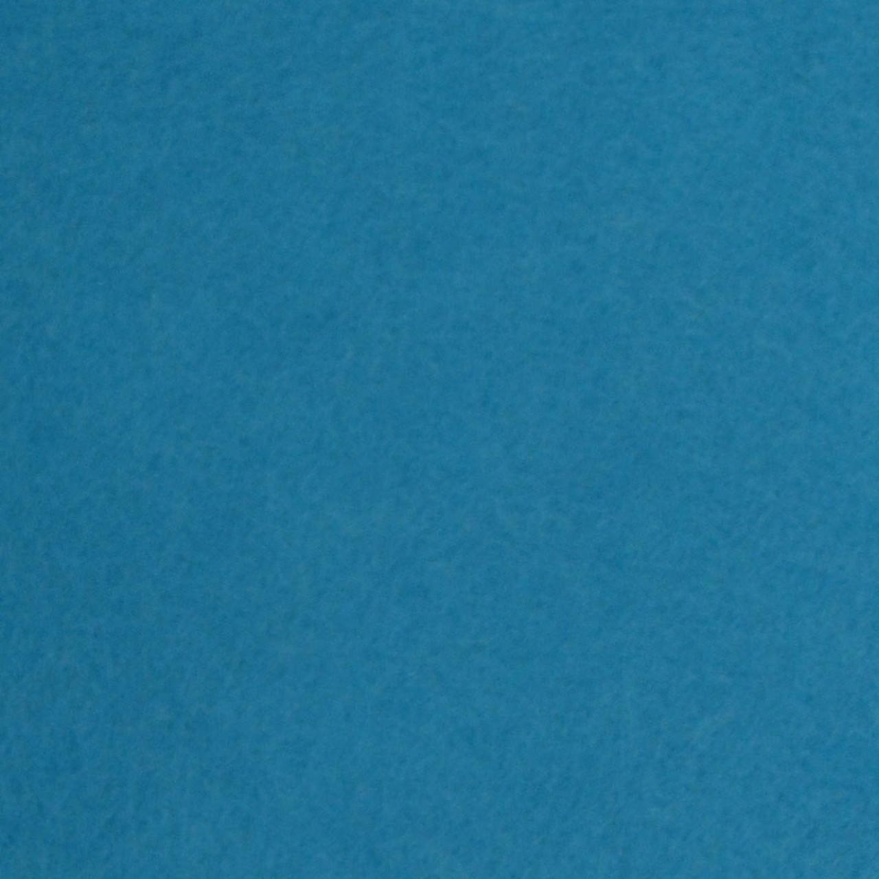 Фетр  жотсткий світло- синій  21*30см (10л) Santi