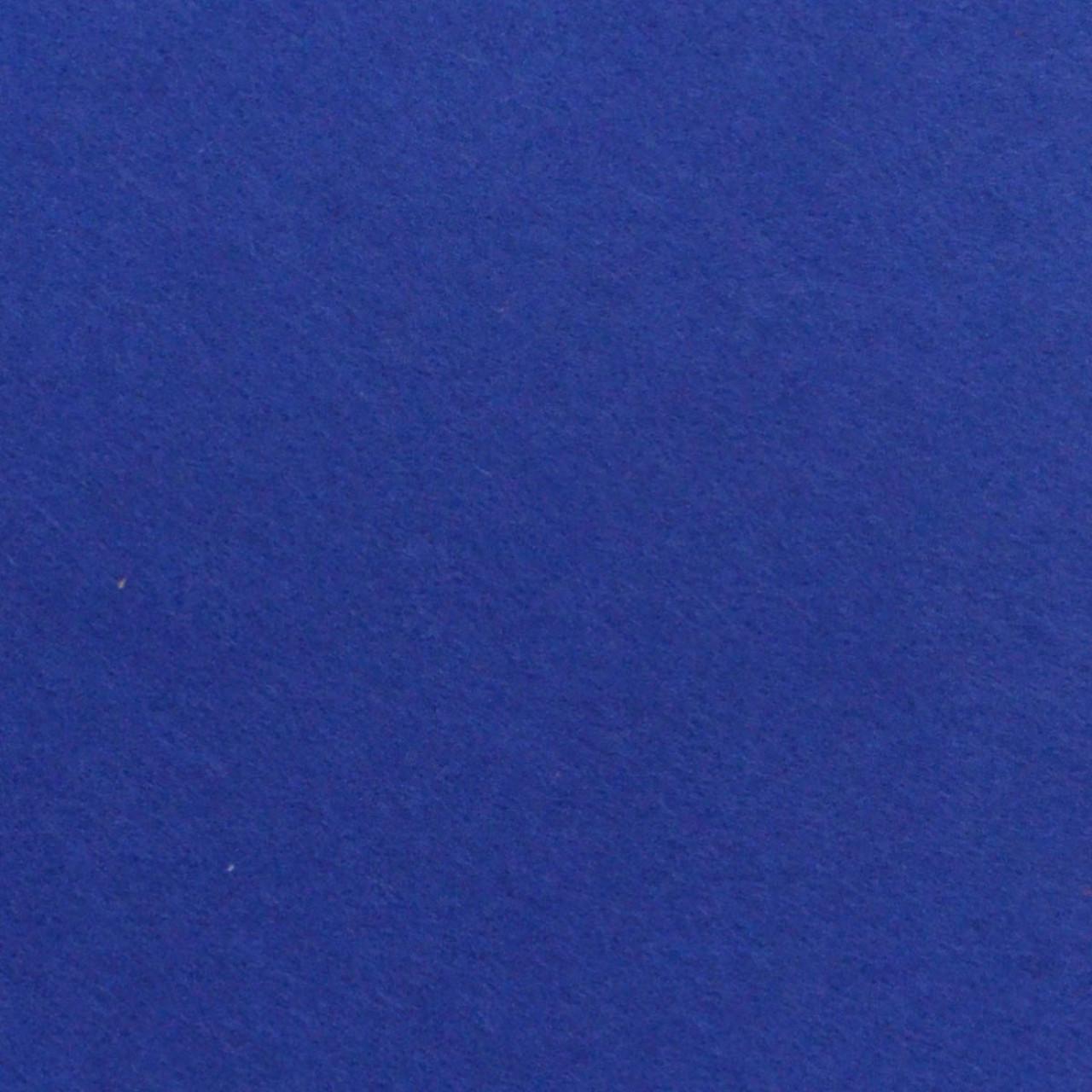 Фетр  жотсткий темно- синій  21*30см (10л) Santi