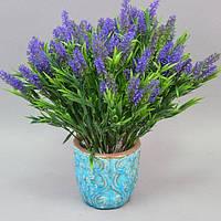 """Ваза декоративная для цветов """"Прованс"""" FF01736, керамика, 13х13 см, ваза керамическая для декора, ваза из керамики для интерьера"""