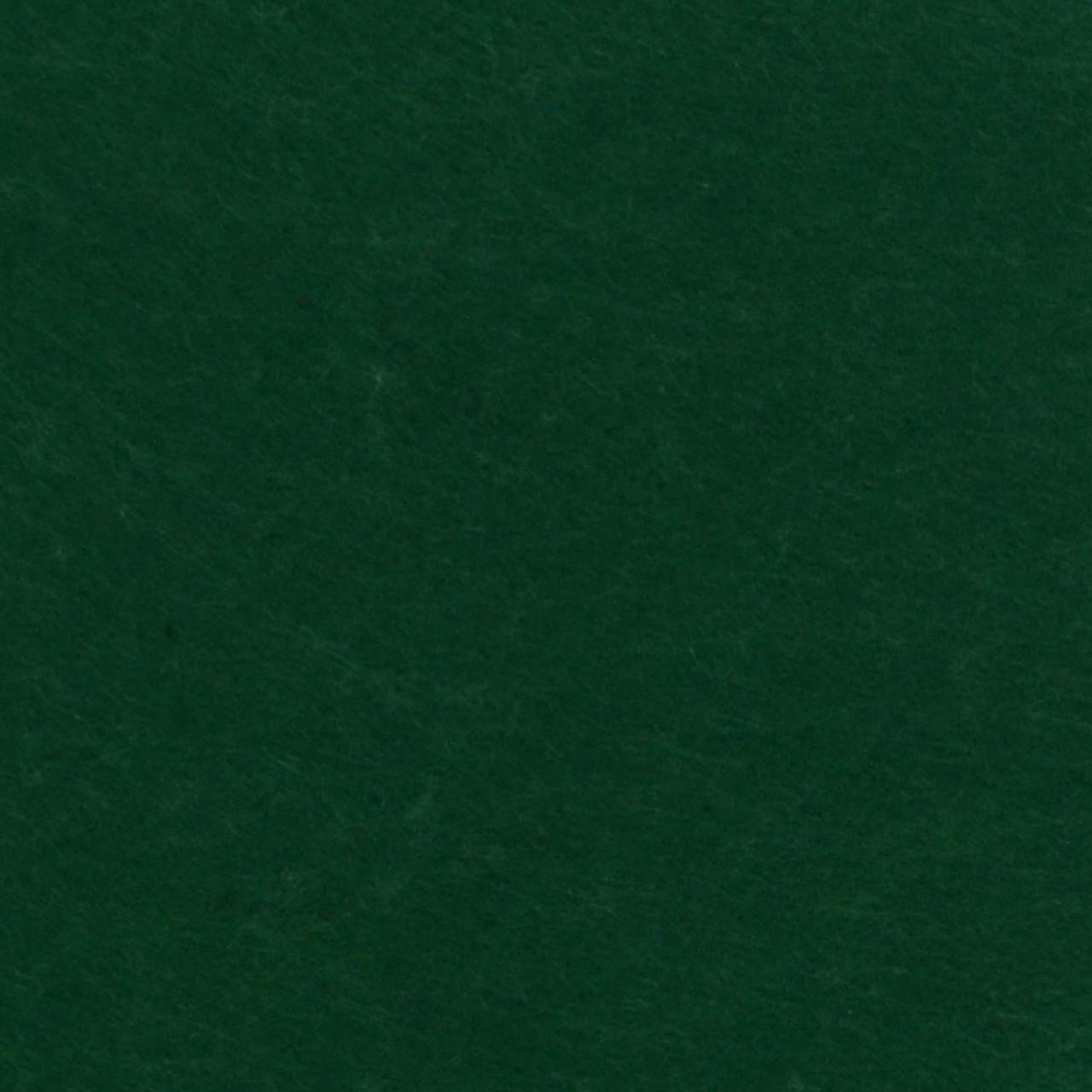 Фетр  жотсткий темно-зелений  21*30см (10л) Santi