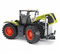 03015 Bruder трактор Claas Xerion 5000