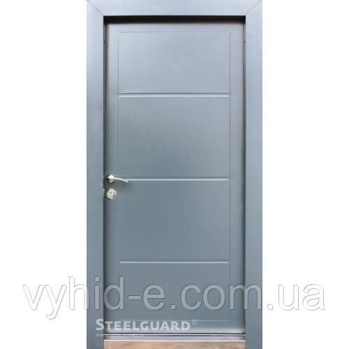 Двери входные STEELGUARD AntiFrost 20 AV-3 для улицы