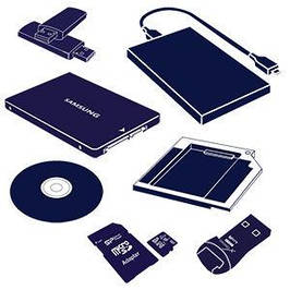 SSD, HDD, USB контроллеры, накопители, карманы