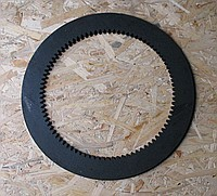 Диск 16121 металический бортового фрикциона