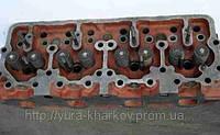 Головка блока цилиндров 43-06с9 в сборе с клапанами,дизельного двигателя А 41