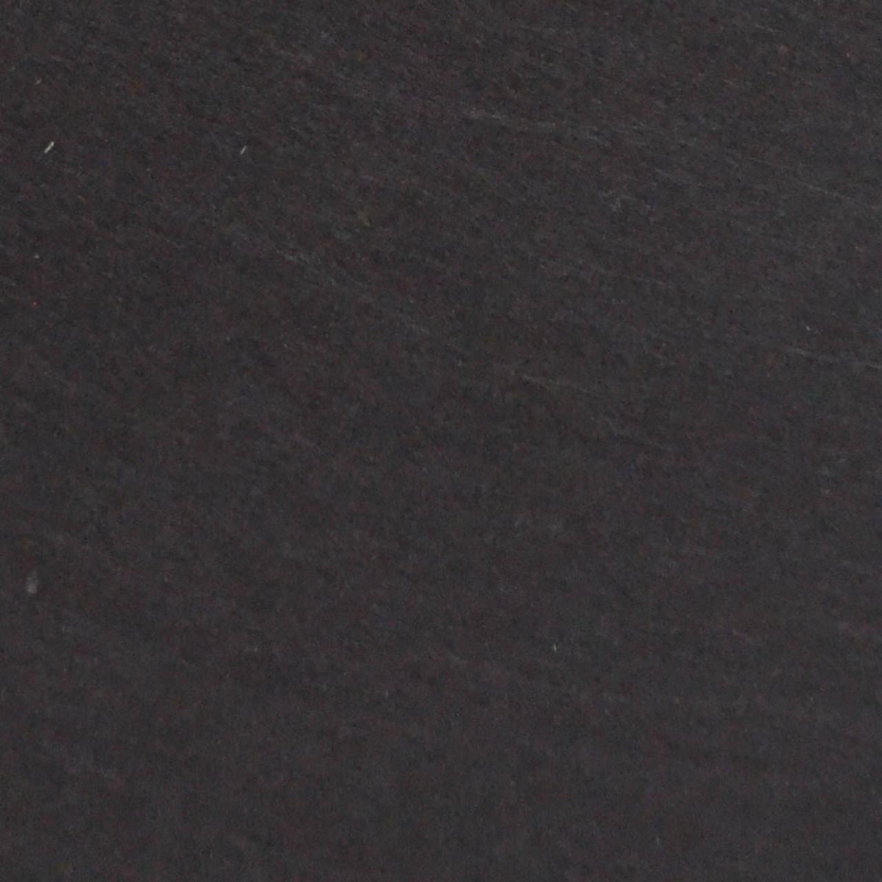 Фетр  жорсткий чорний 21*30см (10л) Santi
