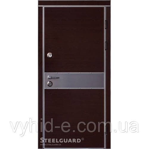 Двери входные STEELGUARD Sonora Light для квартиры и улицы
