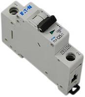 Автоматический выключатель Eaton-Moeller PL4-C 1P 25A