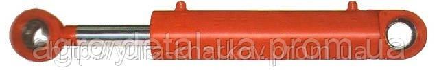 Гидроцилиндр опрокидывания ковша 16ГЦ.125/63.ПП.000.7-400 погрузчика Т-156