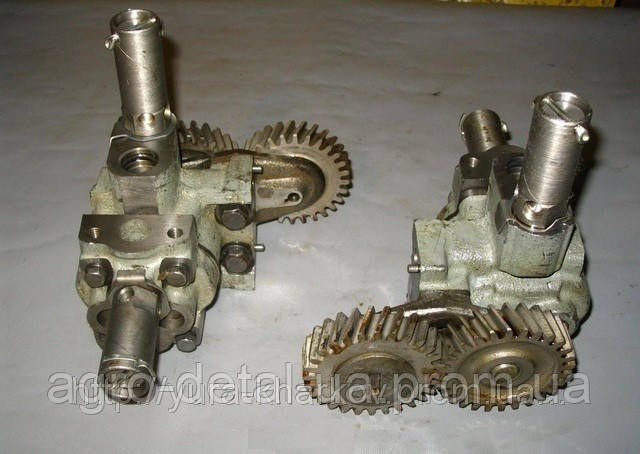 Насос масляный 236-1011014-В3 дизельного двигателя ЯМЗ 236,ЯМЗ-238