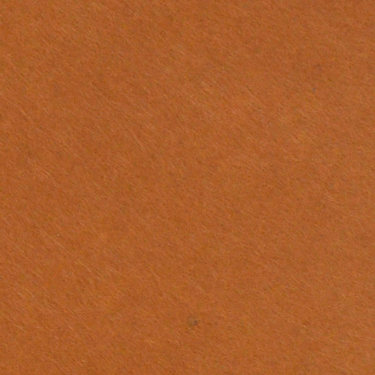 Фетр  жорсткий коричневий 21*30см (10л) Santi