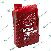 Масло моторное 20W-50 минеральное Favоrite Plus (5л) (пр-во Azmol)