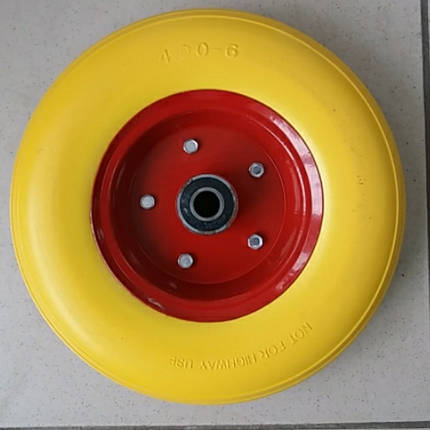Колесо 4.00-6 TL (под ось d-20 мм), фото 2